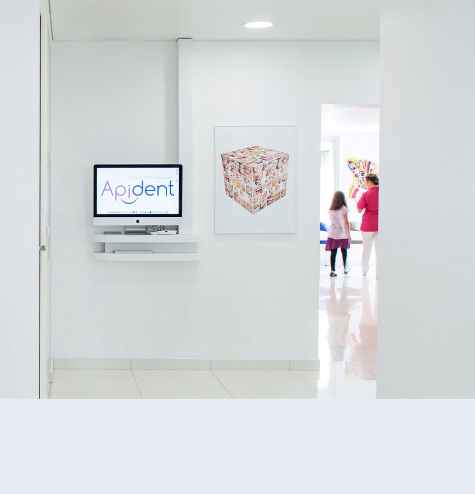 apident cabinet d 39 orthodontie paris 12. Black Bedroom Furniture Sets. Home Design Ideas